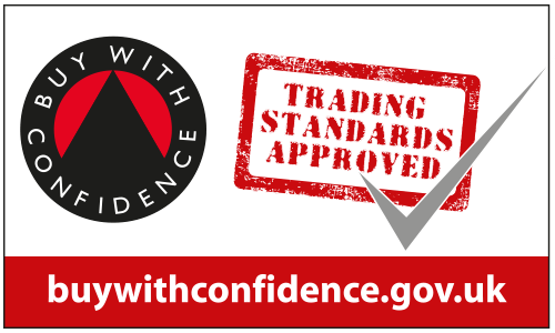 West Sussex Buy With Confidence Logo